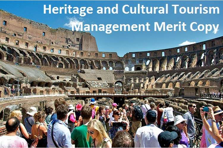 Unit 19 Heritage and Cultural Tourism Management Merit Copy