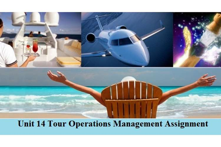 Tour Operations Management Assignment