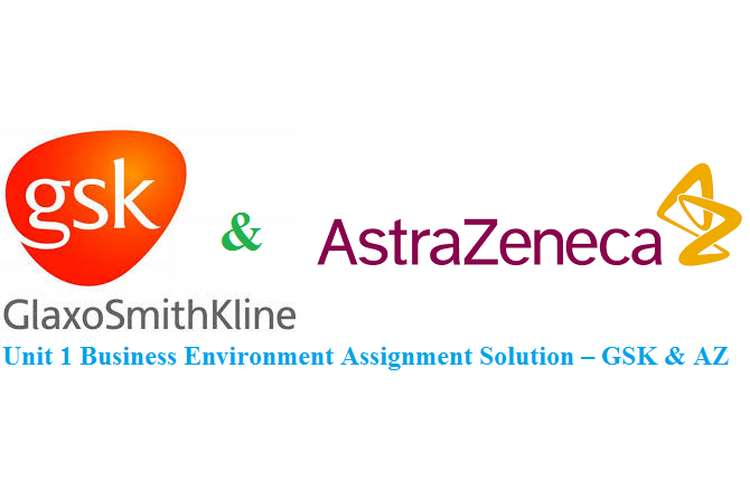 Unit 1 Business Environment Assignment Solution – GSK & AZ