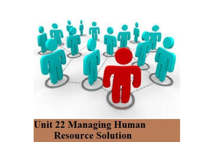 Managing Human Resource Solution
