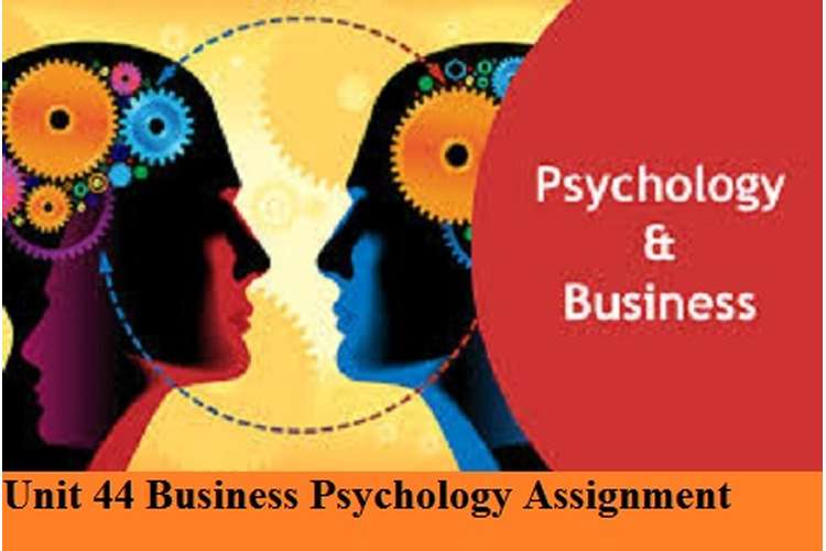 Business Psychology Assignment