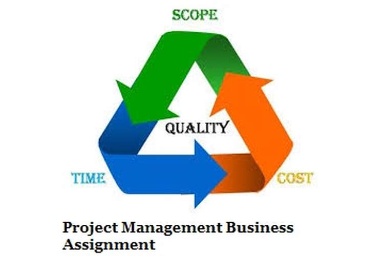 Project Management Business Assignment