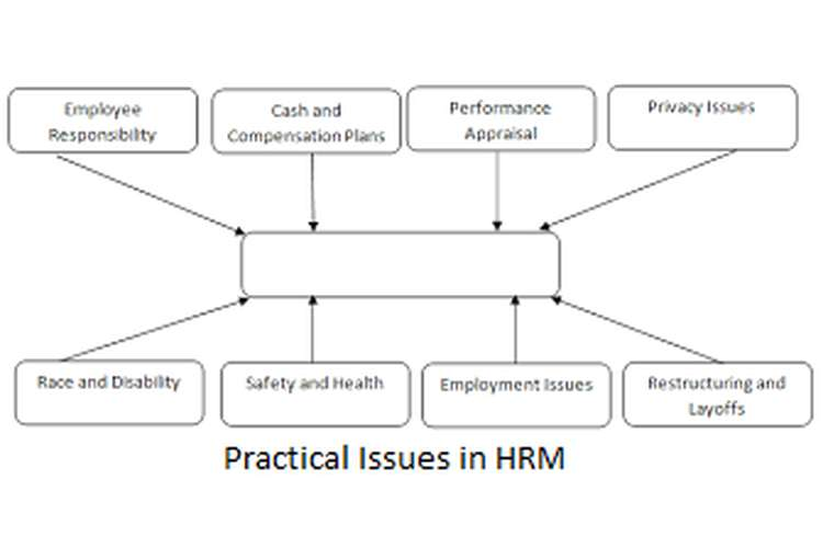 Unit 22 Practical Issues in HRM Assignment