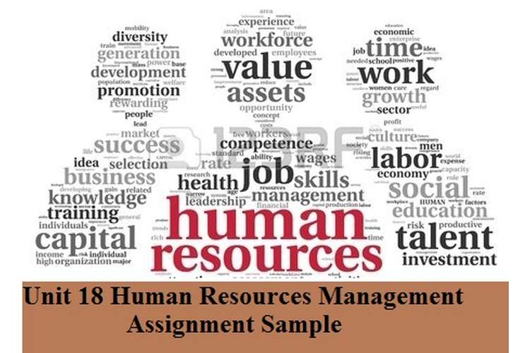 Human Resources Management Assignment Sample