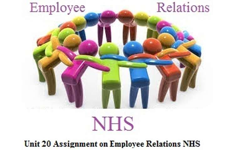 employee relations hnd 2013 assignment 3