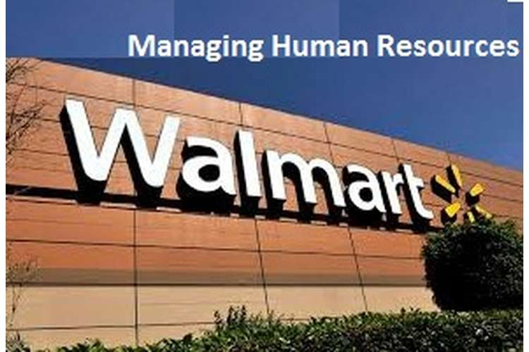 How Walmart Managing Human Resources Assignment