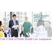 Unit 11 Role of Public Health Care Assignment