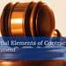 Essential Elements of Contract Law Assignment