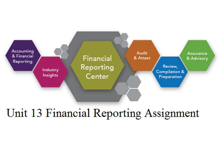 Unit 13 Financial Reporting Assignment copy