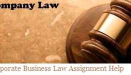 Corporate Business Law Assignment Help