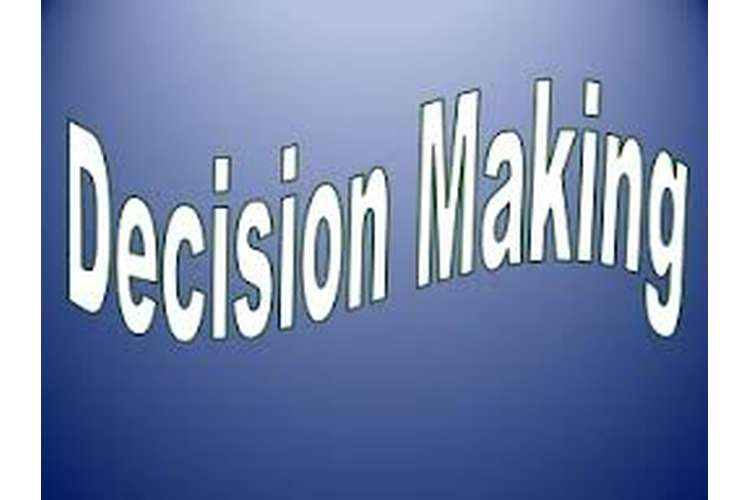 Decision Making in leadership Assignment Help
