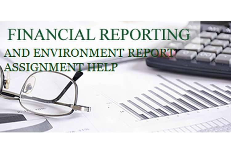 Financial Report and Environmental Reporting Assignment Help