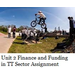 Unit 2 Finance and Funding in TT Sector Assignment