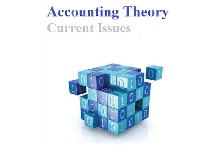 HI6026 Accounting Theory and Current Issues