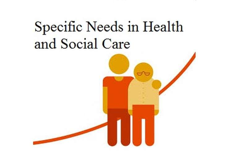 Specific Needs in Health and Social Care Assignment