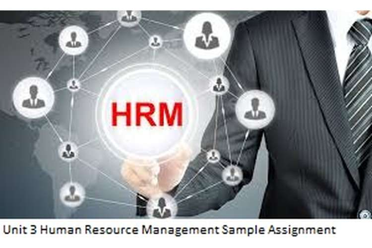 Unit 3 Human Resource Management Sample Assignment
