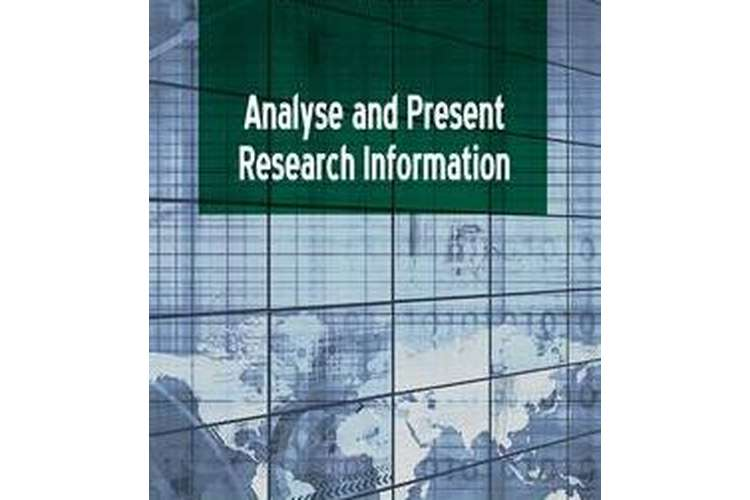 BSBRES401A  Analyse and Present Research Information
