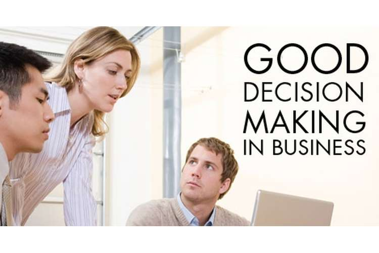 Business Decision Making Assignment Help