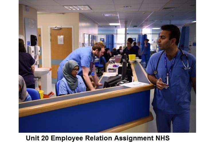 Unit 20 Employee Relation Assignment NHS