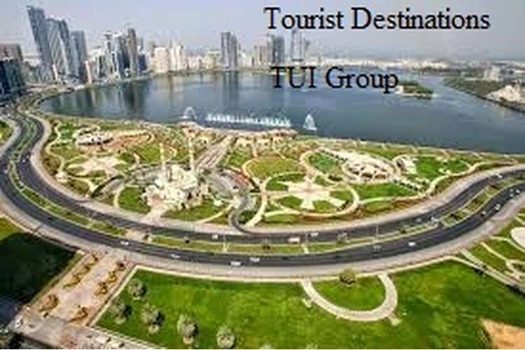 Tourist Destinations Assignment TUI Group