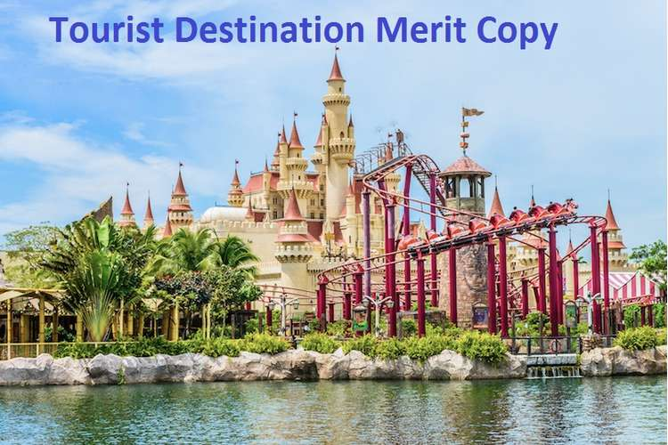 Unit 9 Tourist Destination Merit Copy