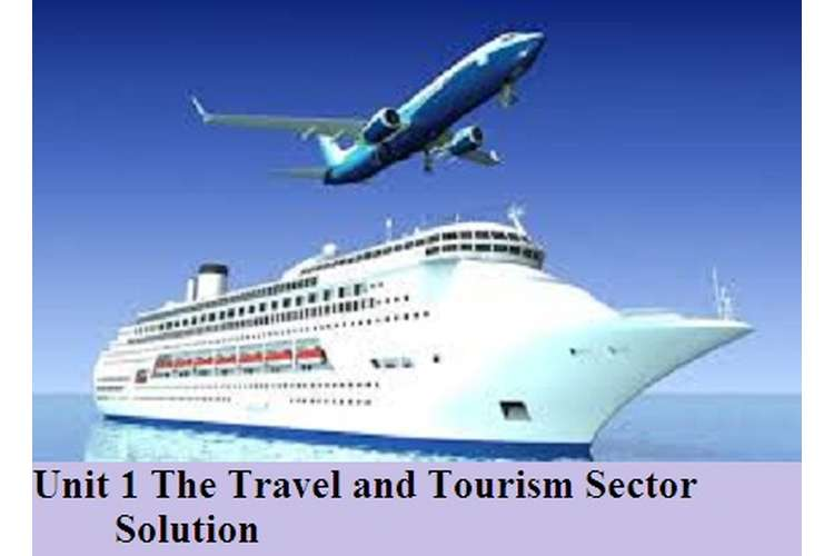 The Travel and Tourism Sector Solution