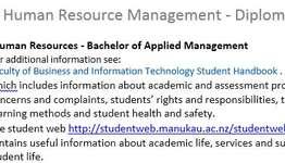 342612 Human Resource Management Assignment Brief