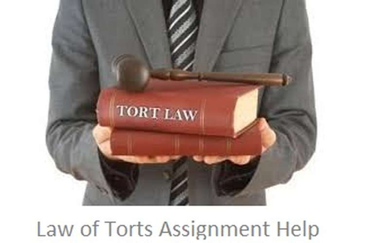 Law of Torts Assignment Help