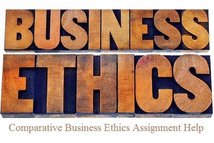 Business ethics homework help