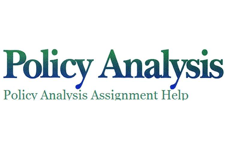Policy Analysis Framework Assignment Help