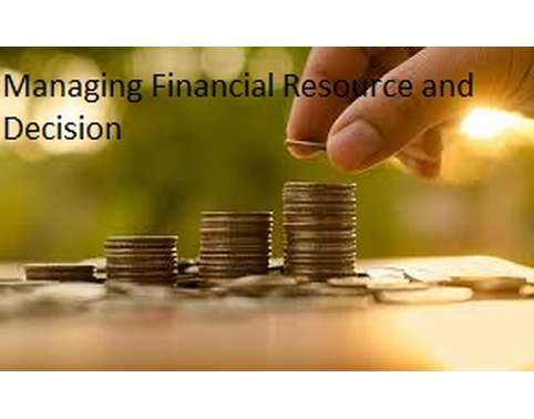managing financial decisions 1 3