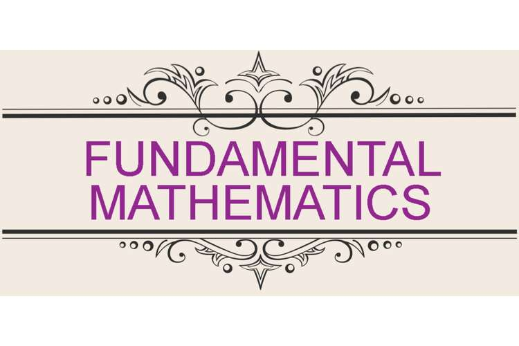 Fundamental Mathematics Assignment Help