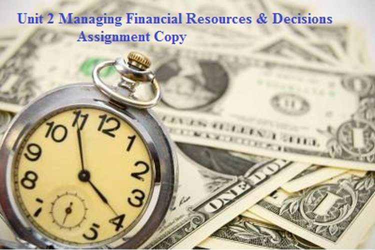 managing financial resources 4 essay Solutions to common financial problems plus where to go for more in-depth help   source of financial problem, reason why difficulties often occur, solution   speaking with a credit counsellor, a debt management program, or some other .