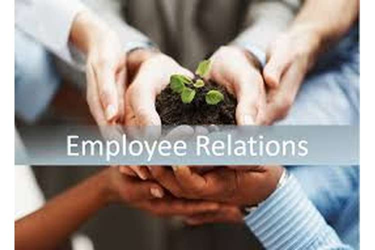 assignment employee relations The subject of employee relations management essay i have taken efforts in this project however, it would not have been possible without the kind support and help of many individuals.