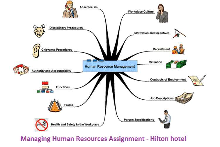 Managing Human Resources Assignment - Hilton hotel