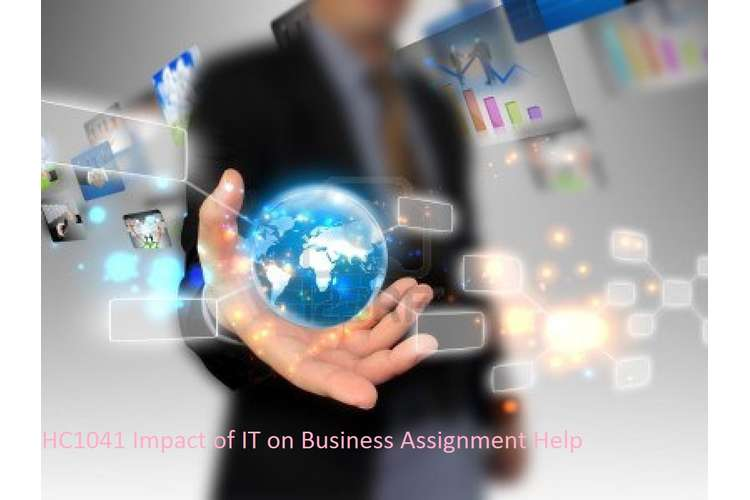 HC1041 Impact of IT on Business Assignment Help