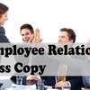 Unit 20 Employee Relation Pass Copy