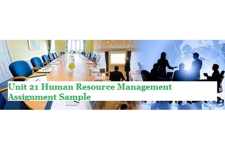 Human Resource Management Assignment Sample