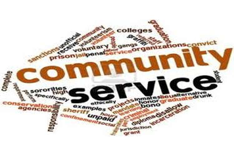 communtiy service assignemnt Community service definition, a punitive sentence that requires a convicted person to perform unpaid work for the community in lieu of imprisonment see more.