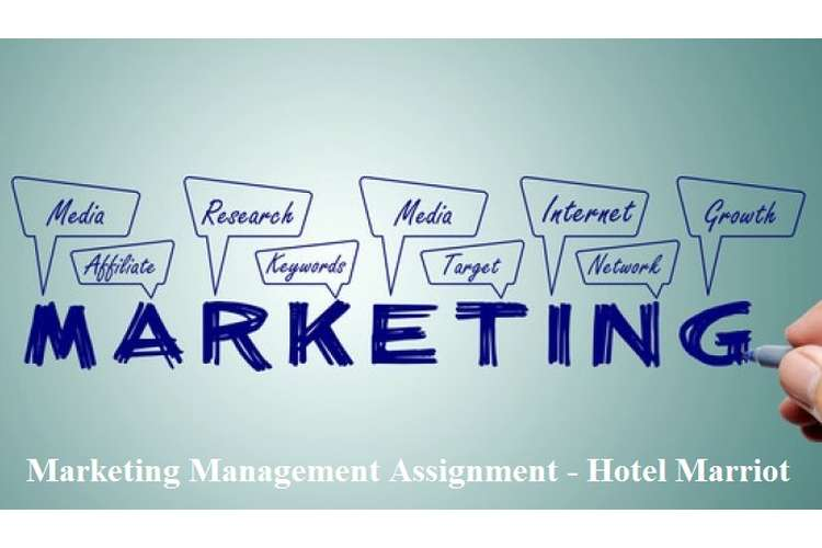 Marketing Management Assignment - Hotel Marriot
