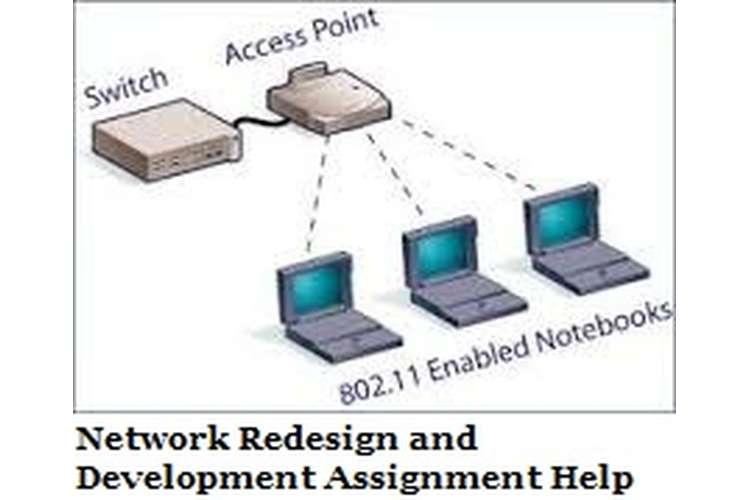 Network Redesign Development Assignment Help