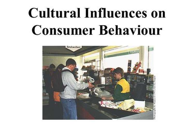 Cultural Influences on the Consumer Assignment