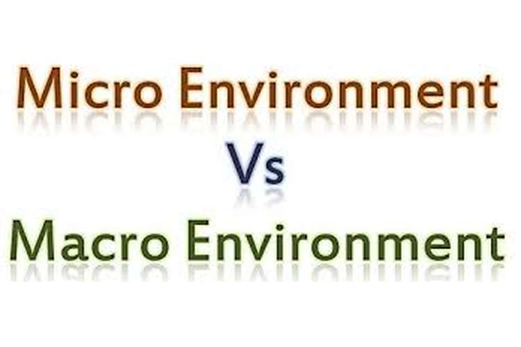 Unit 4 Macro And Micro Environmental Factor Assignment