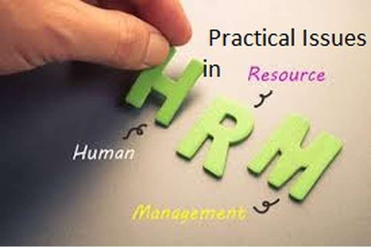 Assignment on Practical Issues in HRM