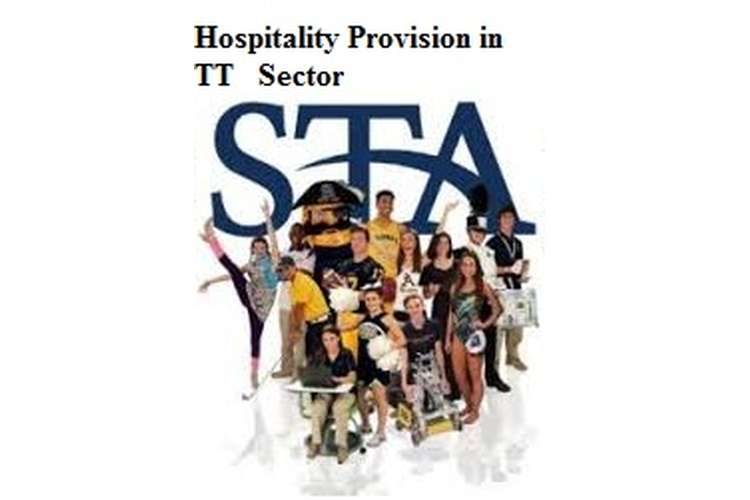 Hospitality Provision in TT Sector Assignment STA