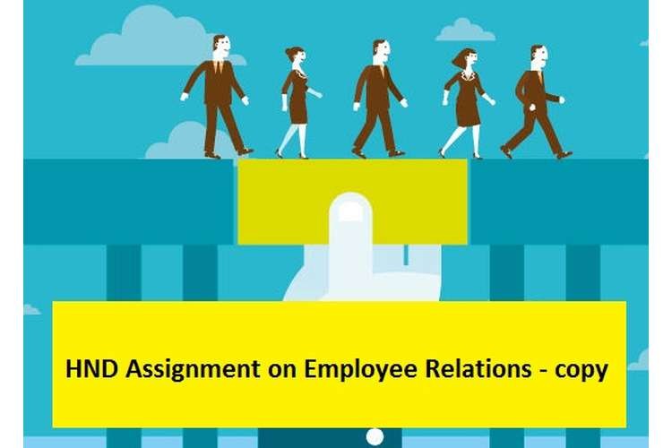 Assignment Employee Relations
