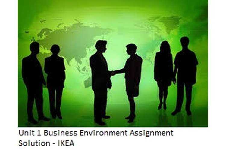 Unit 1 Business Environment Assignment Sample - IKEA