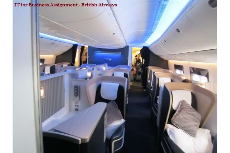 IT for Business Assignment British Airways