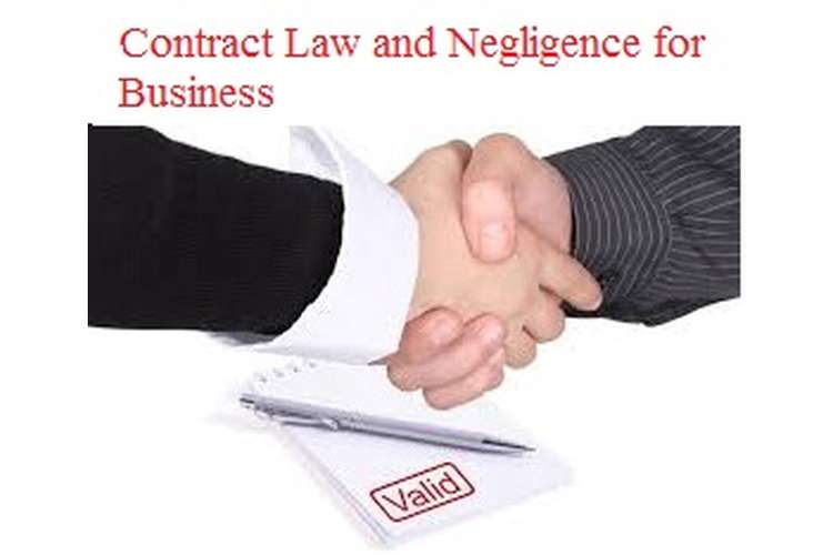 Aspect of Contract Law and Negligence for Business Assignment