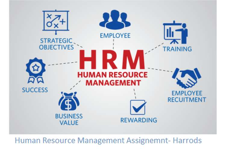 Unit 22 Human Resource Management Assignment Harrods